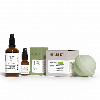 HERBLIZ DeStress Set