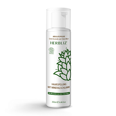 HERBLIZ Conditioner with Mineral Mud