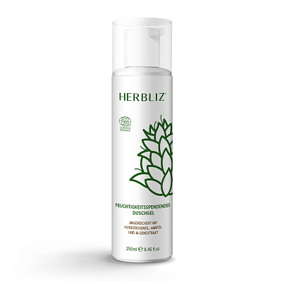 HERBLIZ Hydrating Shower Gel